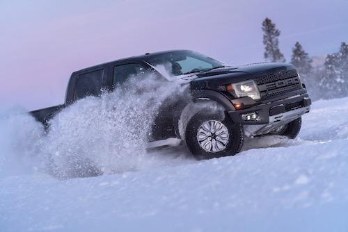 265/70R17 winter tires